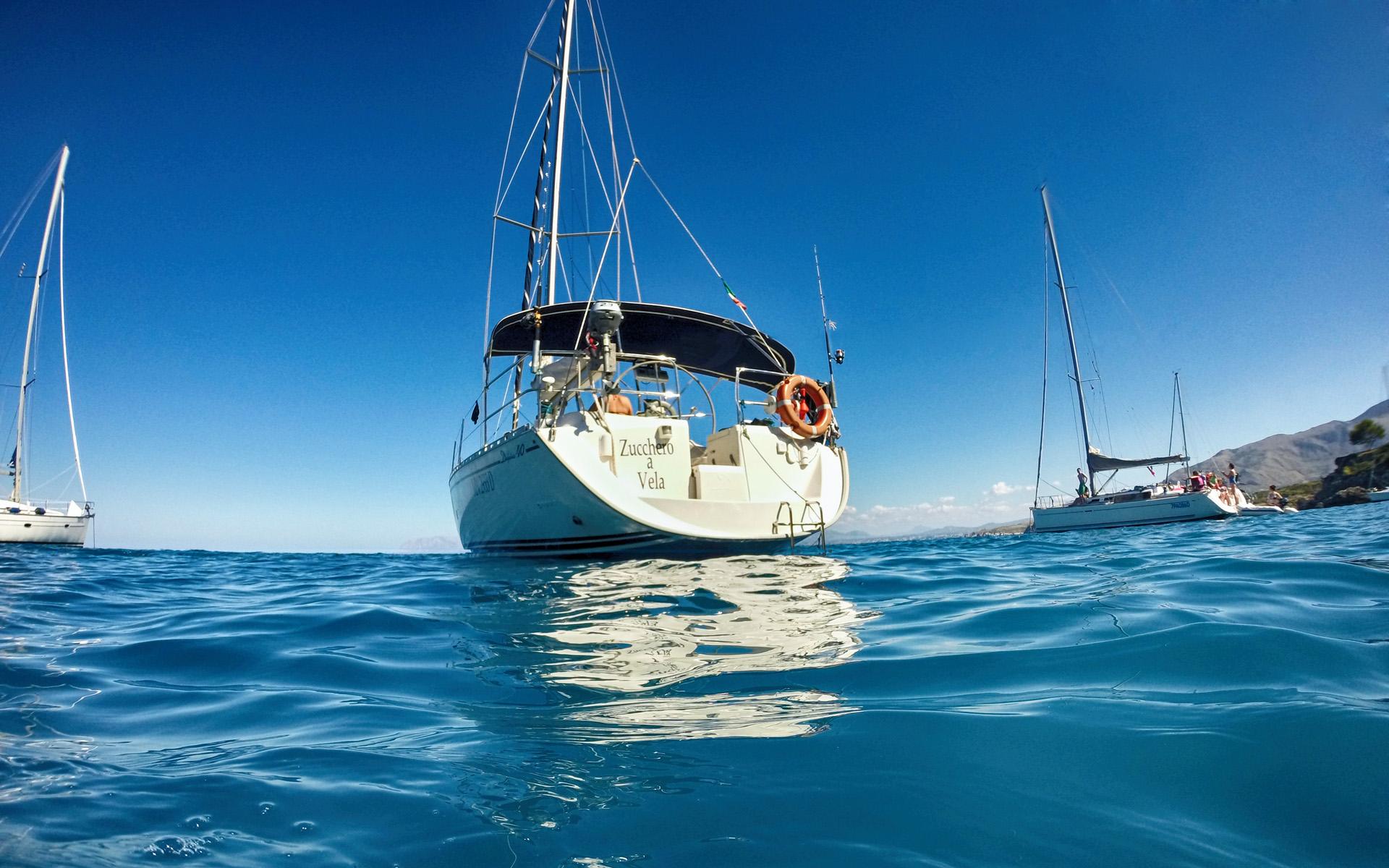 Settimana in barca a vela San Vito lo Capo