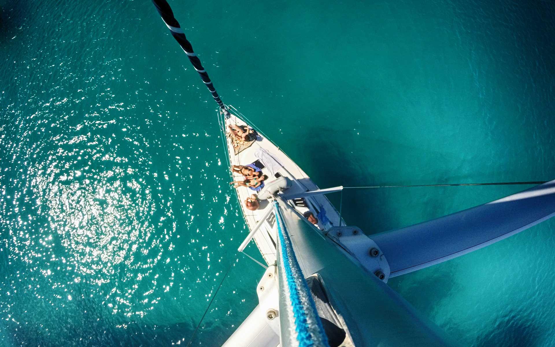 Settimana in barca a vela in Sicilia
