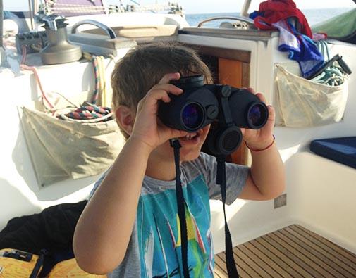vacanze con bambini in barca a vela